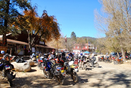 Thanks To The Arizona Trail Riders For Your Continued Support For The Crown  King Fire Dept U0026 Our Town. We Hope All The Riders Enjoyed Their Adventure  And ...
