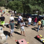 Cornhole Showdown in Crown King Benefiting the American Legion